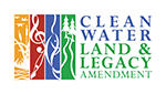 Clean Water Land and Legacy Amendment logo.