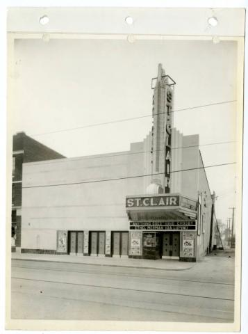 St. Clair Theater, St. Paul, Minnesota