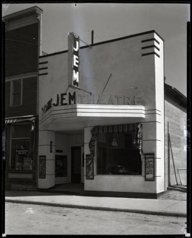 Jem Theater, Harmony, Minnesota