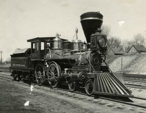 William Crooks locomotive